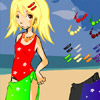 Beach Dressup 2008 Icon