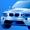BMW X5 Tuning Icon
