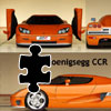 Koenigsegg Puzzle Icon